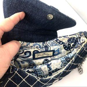 Vera Bradley Bags - 👛2/$50 Vera Bradley Blue Denim Mini Bag